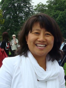Chai Ling in the year 2008