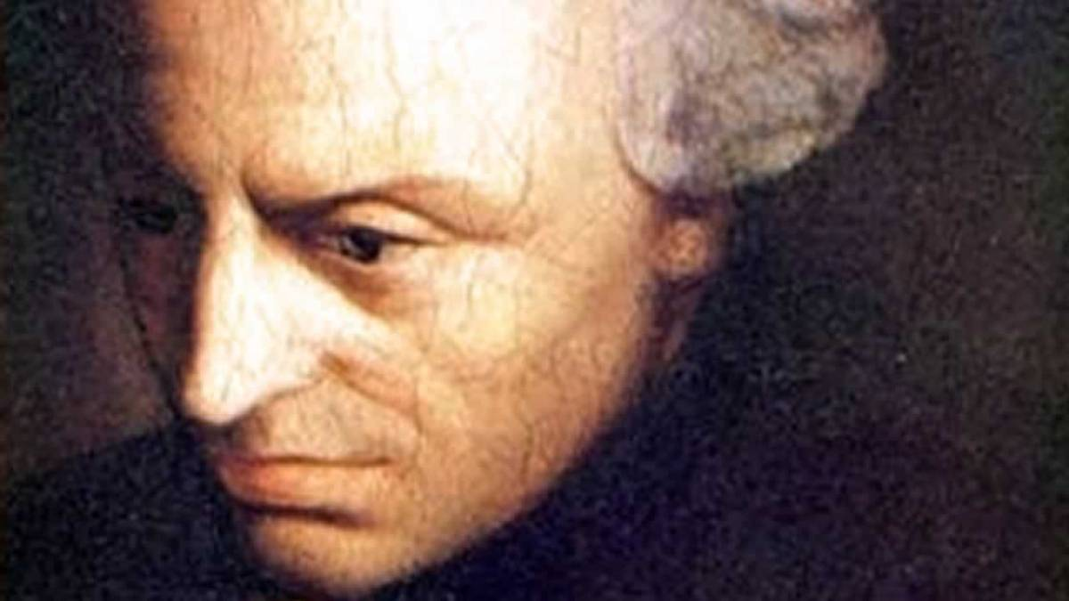 """There is an """"Immanuel Kant Song""""!"""