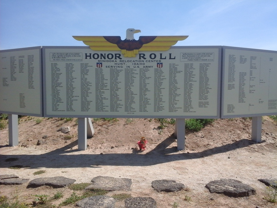 Restored Honor Roll, due to poor record keeping, some names are missing