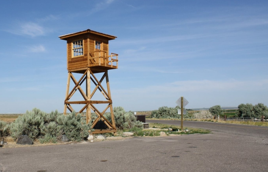 Restored Guard Tower