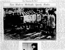 Article on Mormon Missionaries as Coaches of German Olympic Basketball Team