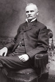 Karl G Maeser, important early German convert, Mission President, and polygamist