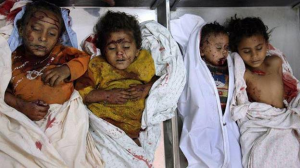Children killed by US drones