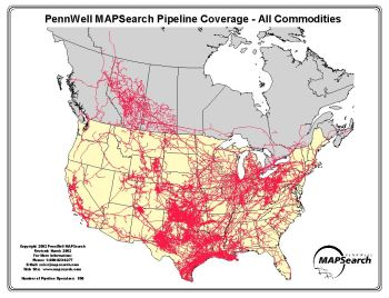 Pipeline coverage