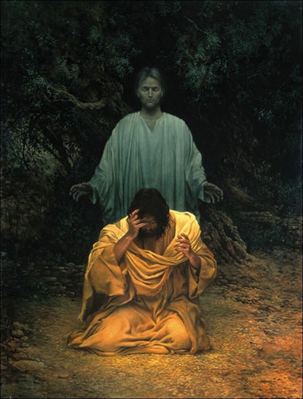Gethsemane by James Christensen