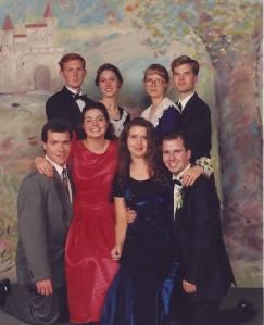 John Major is on the bottom right