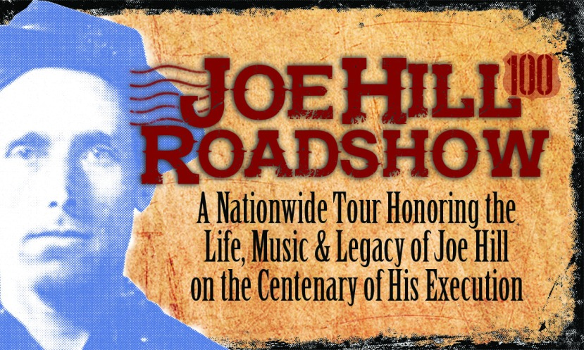 Joe Hill Road Show