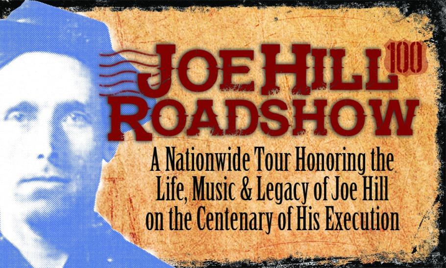 Joe Hill Road Show