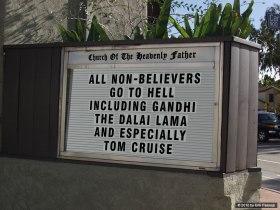 Non-Believers