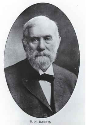(Tribune File Photo)Robert Newton Baskin